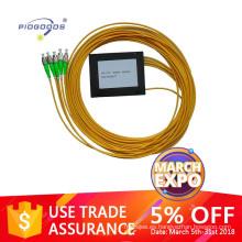 Divisor de fibra óptica del PLC del precio bajo 1x32 de Piogoods de la alta calidad
