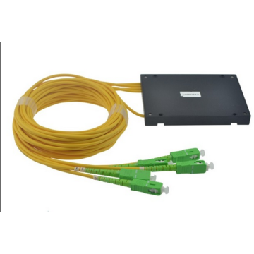 1:4 1:8 Optical Fiber PLC Splitter
