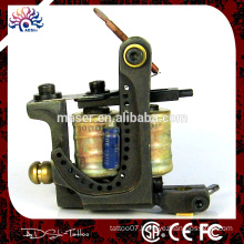 Copper, Iron, Brass ADShi Handmade Tattoo Machine for Liner and Shader