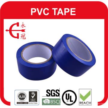 Cinta adhesiva colorida del conducto del PVC de la fábrica al por mayor