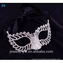 Venta al por mayor máscaras cristalinas de la mascarada de la ciudad del partido del diseño simple