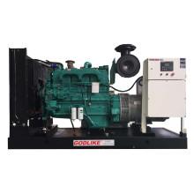 Известный дизельный генератор Cummins 250кВА / 200кВт (открытый тип) / CE