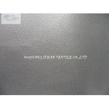 Black Embossed PU Leather AS027