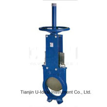 Replaceable Seat Knife Gate Valve