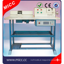 equipamento do produto do par termoeléctrico / máquina core-out do cabo blindado