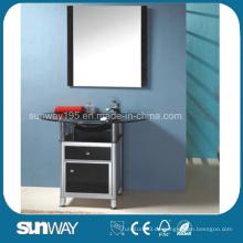Standing Glass Badezimmermöbel mit Zertifikat