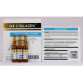 Anti-Falten-Collagen-Injektion