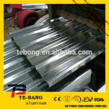 1100 3003 5052 aluminum alloy roofing sheet insulated