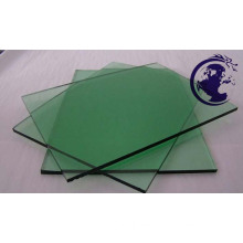 4mm-110mm Dark Green Float Glass with CE&ISO9001