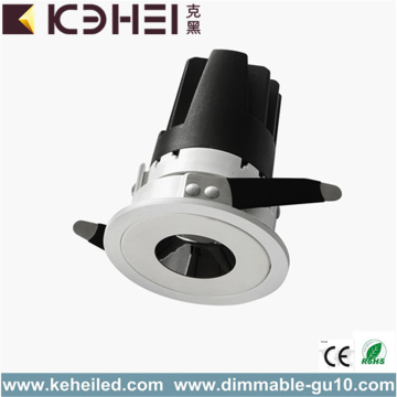 AC220V Round CREE COB 12W LED Downlight