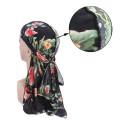 Premium velvet turban caps bandanas hat muslim hijab