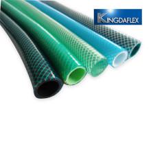tuyau d'arrosage d'eau de PVC fabriqué à Qingdao