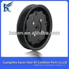 Compresor de aire acondicionado polea de embrague magnético para AUDI A4 7SEU16C
