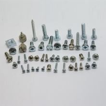 Hex head self drilling screws & nuts