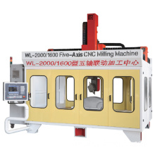 Five-Axis CNC Milling Machine