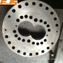 high quality extruder screw barrel flange