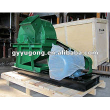 Yugong Smooth Rotation Wood Crusher Machine With 15kw Motor