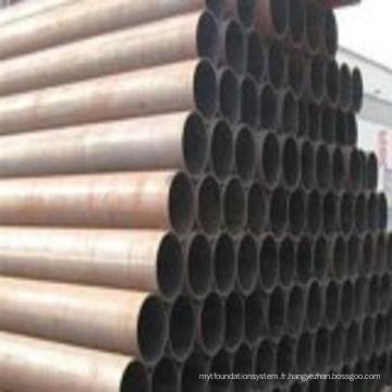 Nouveaux tubes en acier au carbone-ERW en acier soudés