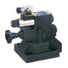 Клапан разгрузки давления с пилотным управлением / Клапан разгрузки давления с электромагнитным управлением