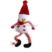 Gefüllte und Plüsch Weihnachten Schneemann Stofftier