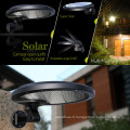 La lumière solaire lumineuse superbe 56LED de jardin de capteur de mouvement de la lampe PIR de mouvement de haute lumière solaire extérieure de lumen