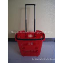 Пластичная Корзина Для Товаров