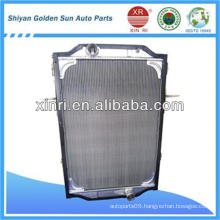 Cheap truck custom made aluminum radiators from China maufacture 1301K2200-010