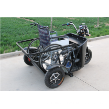 elektrisches Dreirad für Behinderte