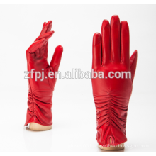 ladies fashion wholesale women leather gloves