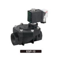 Válvula de plástico serie ESP