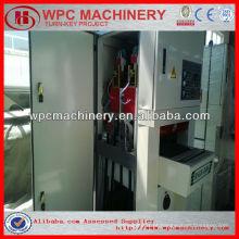 Lixadeira de madeira / máquina de lixar WPC