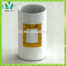 Mordern Home Decor Цилиндрическая ваза для керамики
