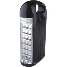 Linterna de emergencia recargable LED SMD de alta potencia