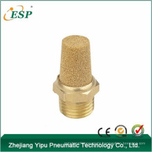 esp brass air pneumatic muffer