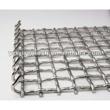 mew type stainless steel Crimped Wire Mesh
