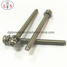 Stainless Steel Bolt/Pan Head Bolt with Washers