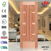 Large Quantity Natural Sapele  Doors kin