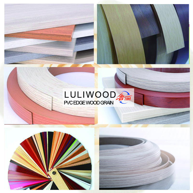 WOOD GRAIN PVC EDGE FROM SALLY OF LULI