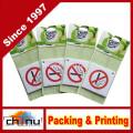 Tarjeta de papel inofensivo largo duradera fragancia ambientador colgante decoración (450048)