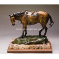 Bronze Life Size Horse Sculpture For Sale