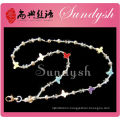 Butterfly Shape Girl Pink Lanyard Necklace Ropes