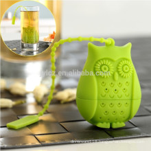 silicone tea infuser gift set