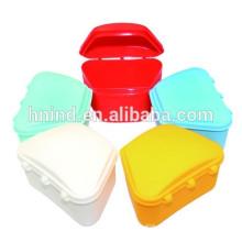 2015 Dental supply dental pillow box / Plastic Denture box