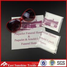 Paño de limpieza de lentes de microfibra personalizado
