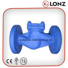 DIN Standard Stainless Steel High Pressure Flanged Lift Check Valve
