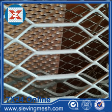Maille métallique déployée hexagonale