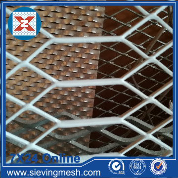 Hexagon Expanded Mesh Metal