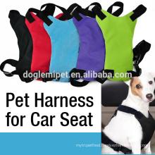 HOT Adjustable Multifunctional Safe Safety Vehicle Car Harness Pet dog safety seat belt