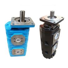 bomba de engrenagem de óleo hidráulica em tandem CBGJ2063 CBGJ2050 CBGJ2040