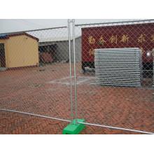 Verzinkter Chainlink Mesh Temporary Fence